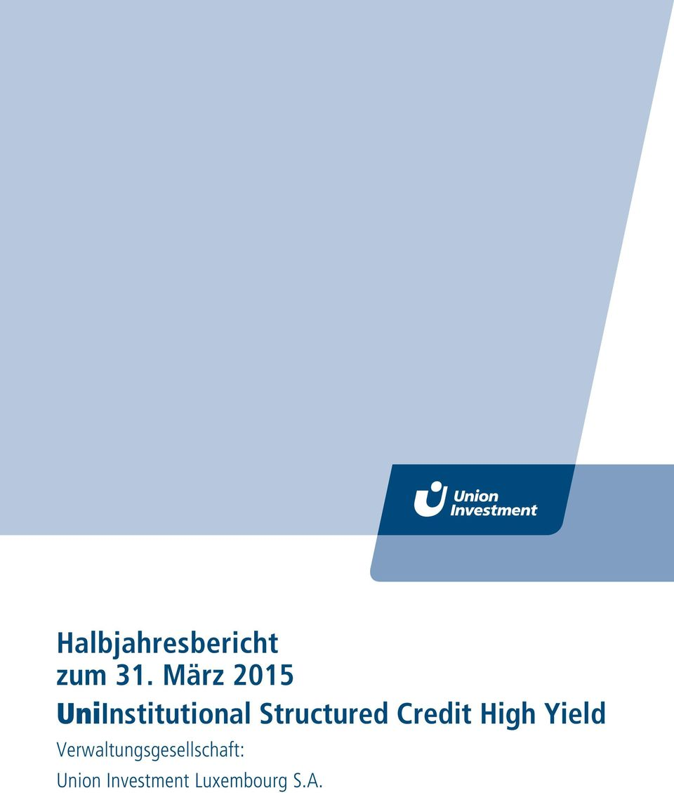 Structured Credit High Yield