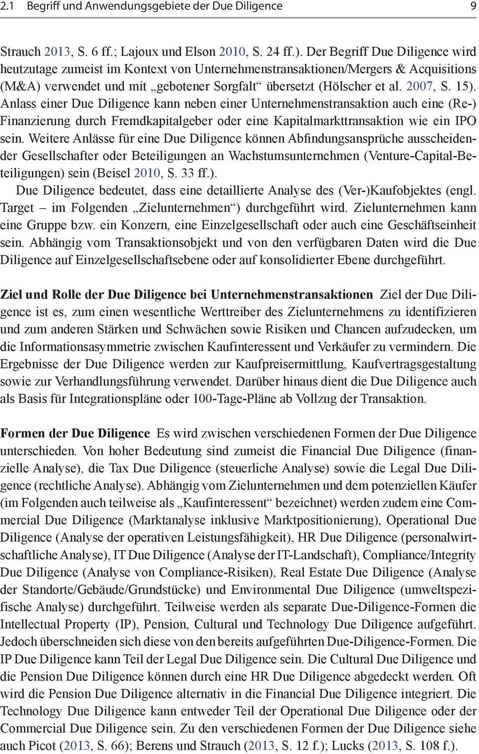 it due diligence guide pdf