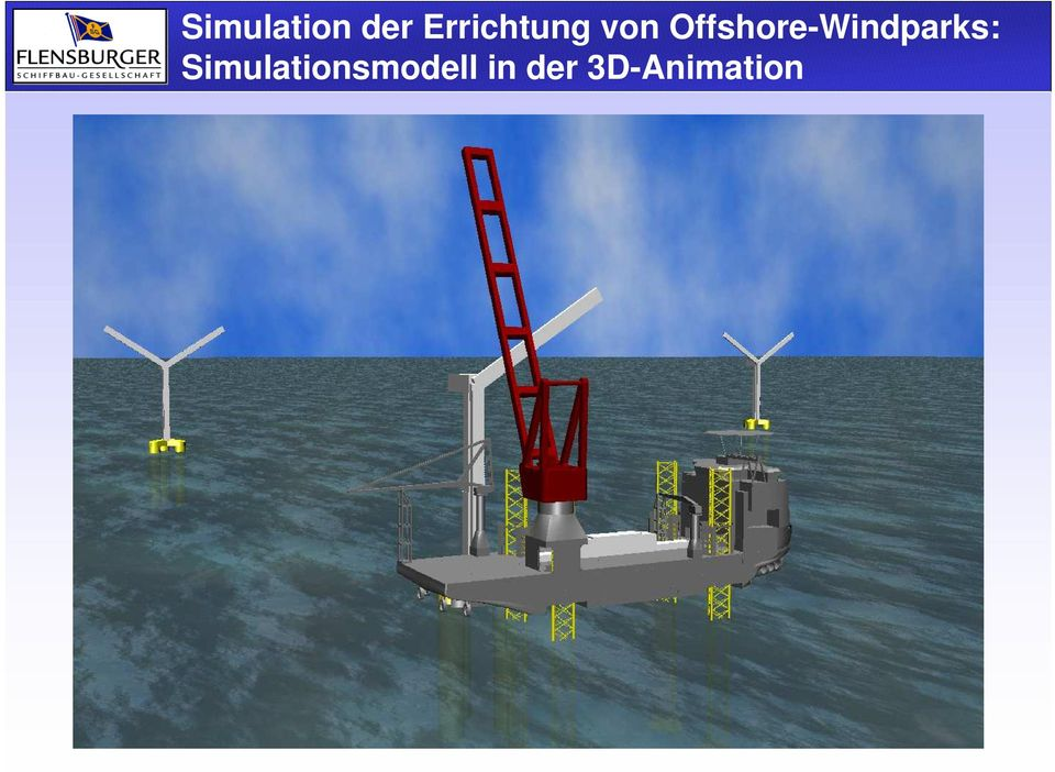 Offshore-Windparks: