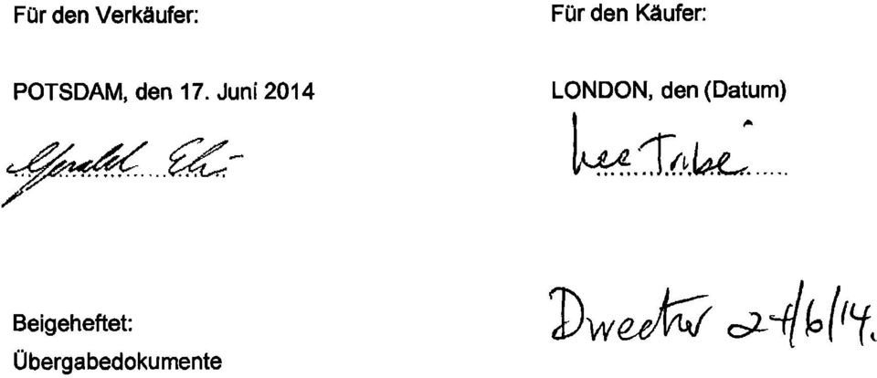 201 4 LONDON, den (Datum) I.fir.........~.