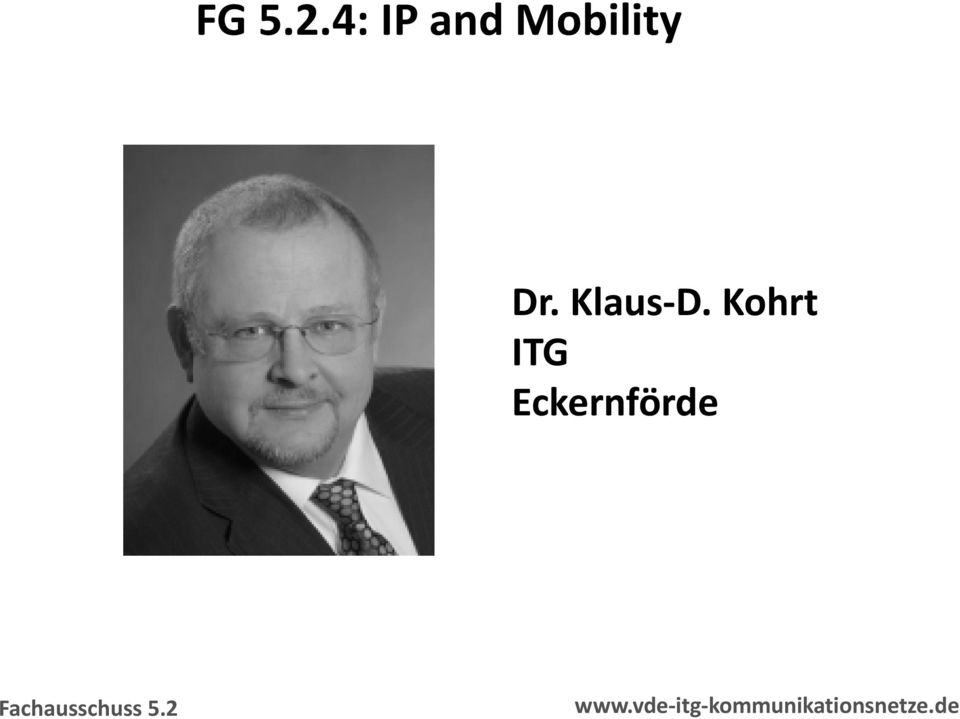 Mobility Dr.