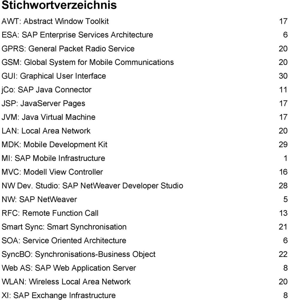 Mobile Infrastructure 1 MVC: Modell View Controller 16 NW Dev.