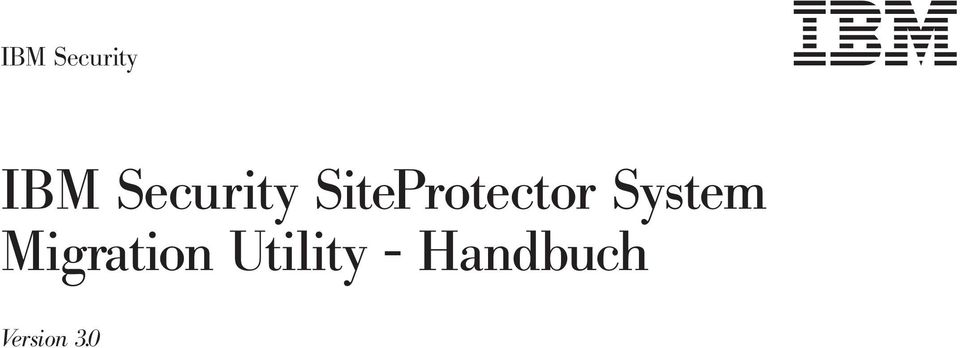 SiteProtector System