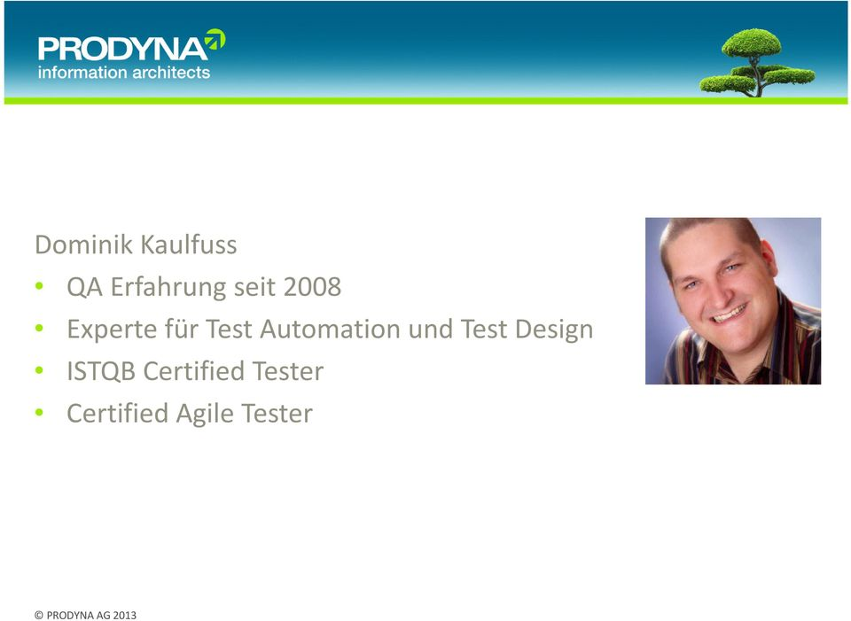 Test Design ISTQB Certified Tester