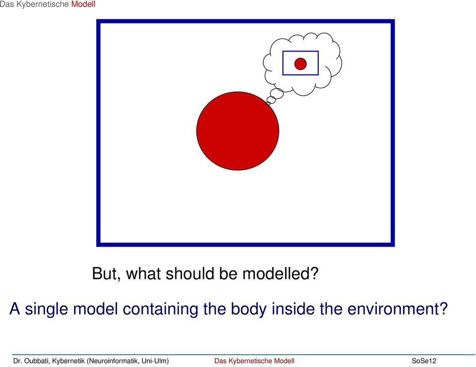 A single model containing