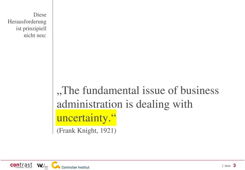business administration is dealing
