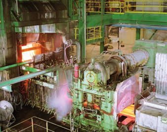 nucor sms csp Nucor corporation is a producer of steel and related products headquartered in  charlotte, north carolina it is the largest steel producer in the united states of.