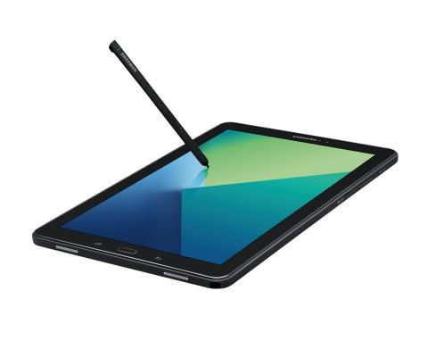 Presseinformation IT & Mobile Communication B2B» Der Notizprofi: Samsung Business-Tablet mit S Pen Galaxy Tab A 10.