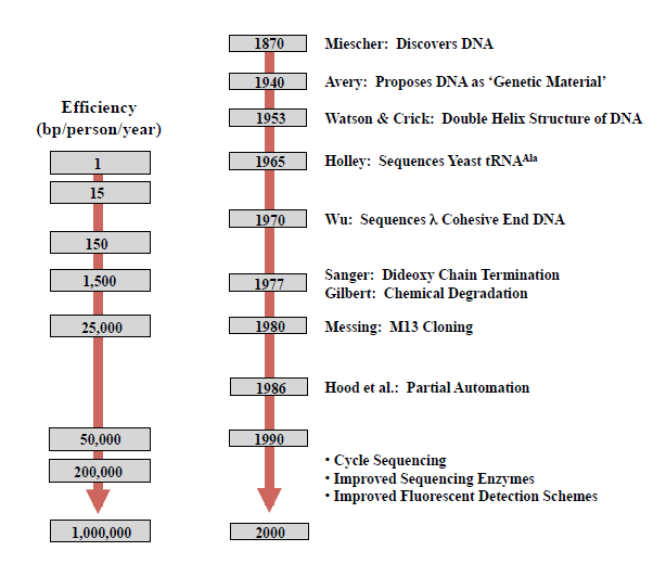 genome sequencing projects of e.coli pdf