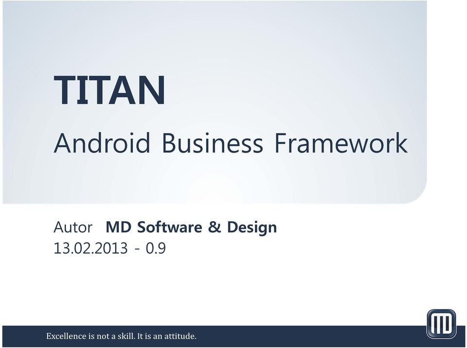Autor MD Software