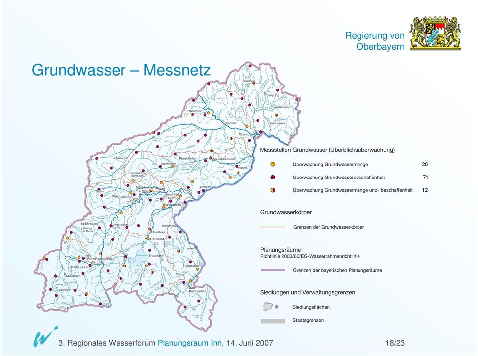Regionales Wasserforum