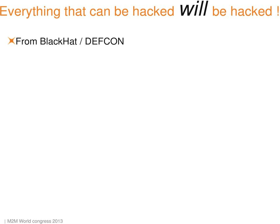 From BlackHat / DEFCON