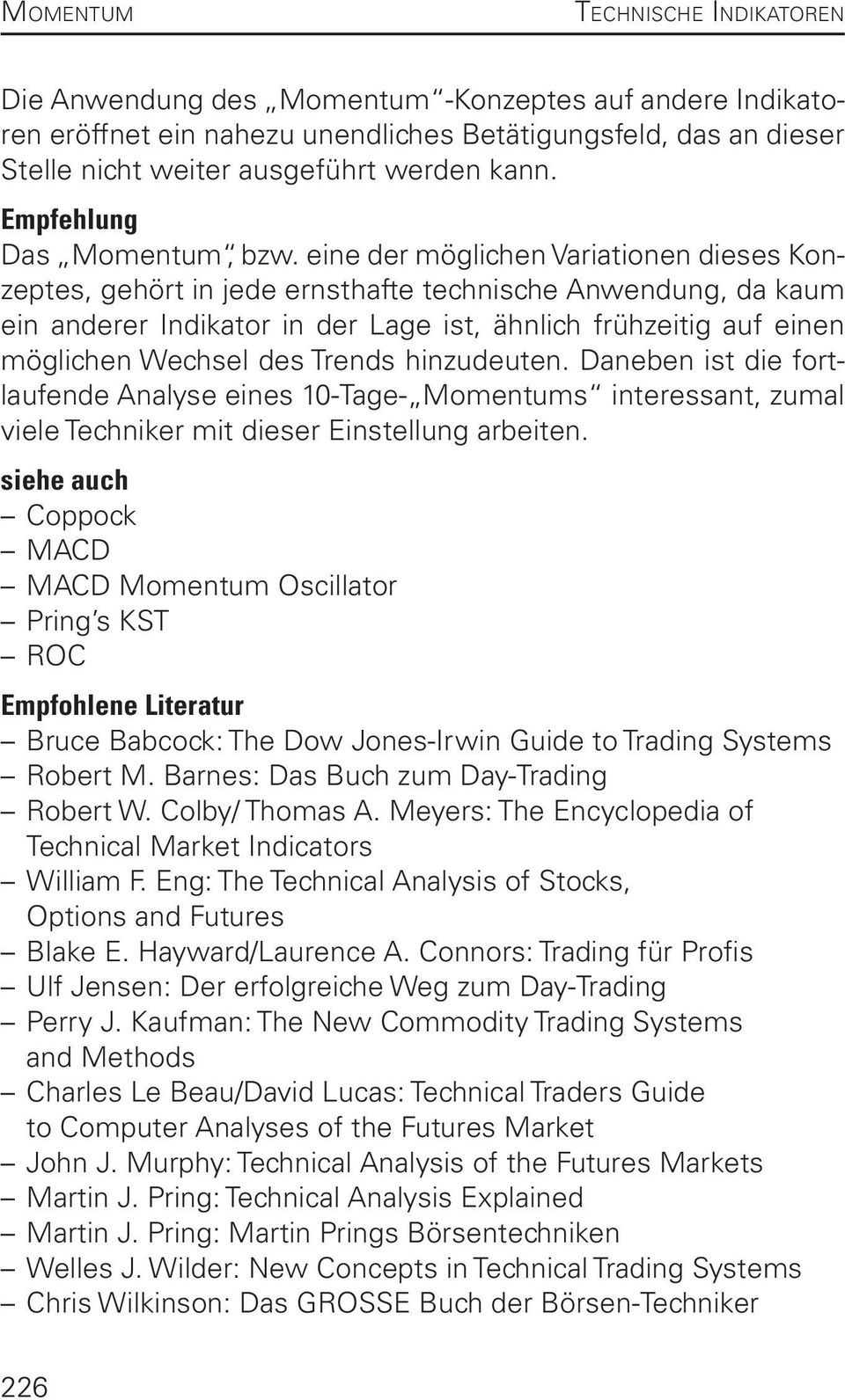 New trading systems and methods kaufman pdf