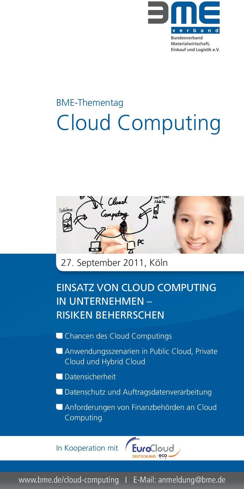 Cloud Computings Anwendungsszenarien in Public Cloud, Private Cloud und Hybrid Cloud