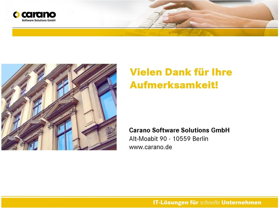 Carano Software Solutions