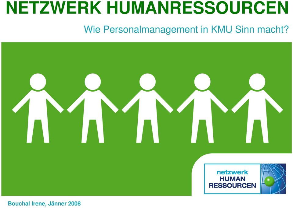 Personalmanagement in