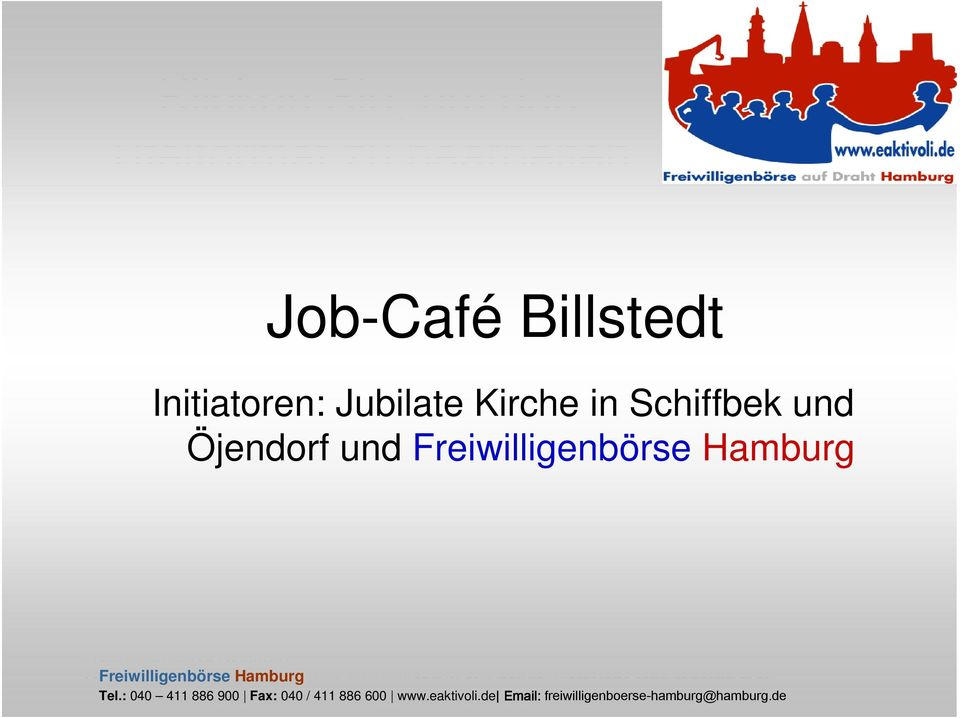 Job-Café Billstedt