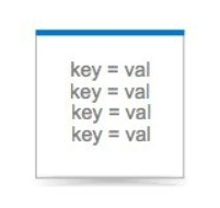 AppData Service Persistent Key - Value Store stored by