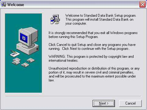 4. Installation of Databank 2014: Insert the delivered CD 1 987 009 AS0 / A / N into