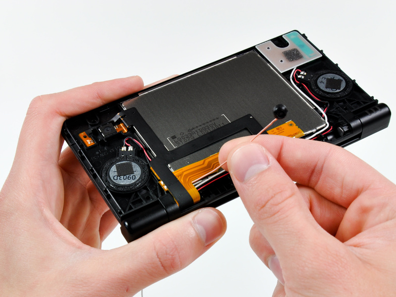To reassemble your device, follow these instructions in