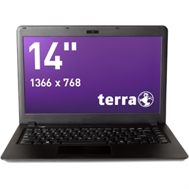 "TERRA MOBILE 1415 Topaktuelles 14"" Einsteiger Notebook zum knallharten Preis! Intel Celeron Processor N2840 (1M Cache, up to 2.58 GHz) Prozessor Windows 8."