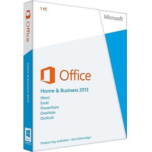 MS Office 2013 Home & Business [DE] PKC*** Artikel-Nr.