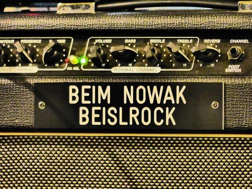 Beislrocker Blues Rock