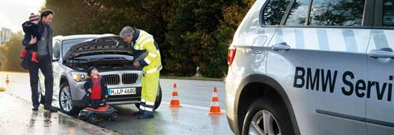 Bmw mobile care mobilitatsleistungen