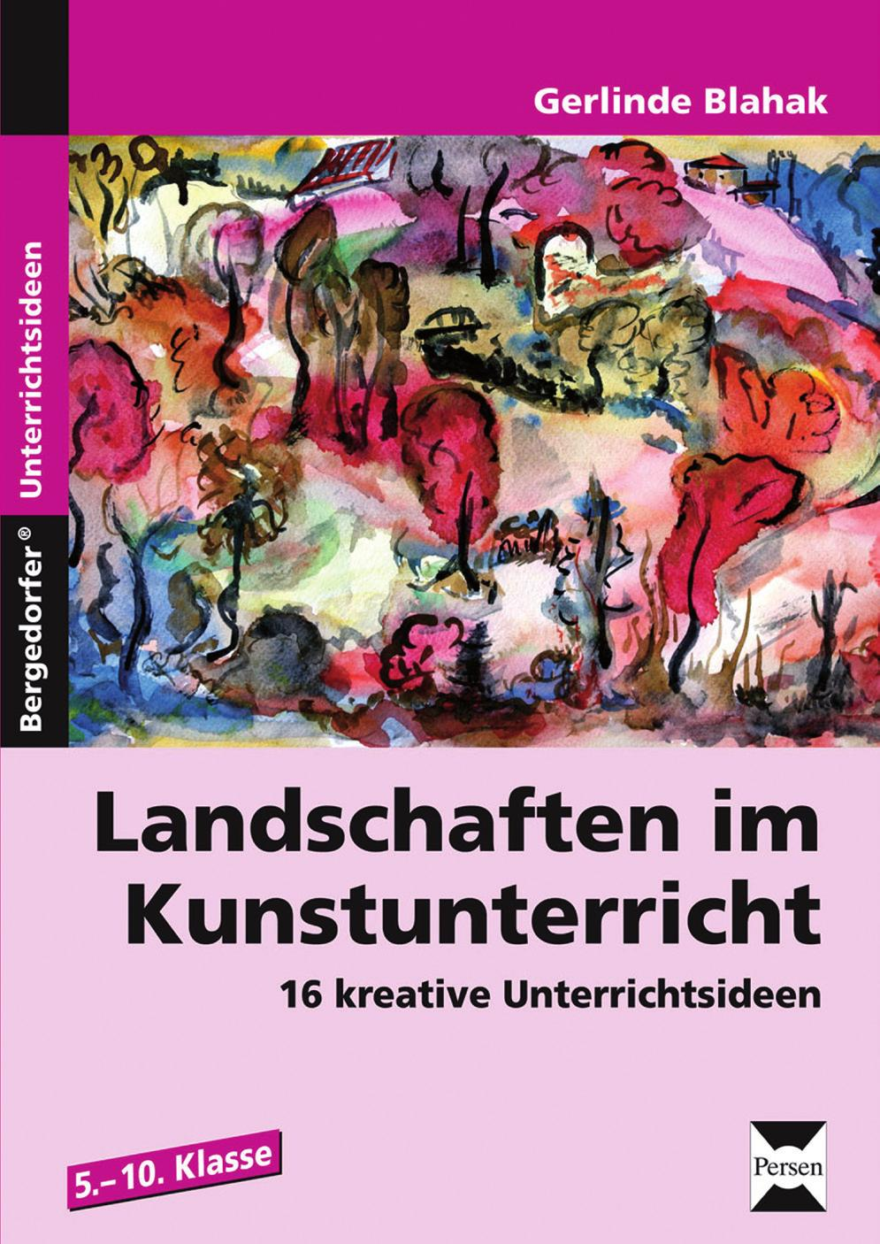 DOWNLOAD Gerlinde Blahak Pop-Art-Landschaft Landschaften im