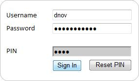 Use the numeric keypad on the right to enter digits. Note: Users of domains other than bb.
