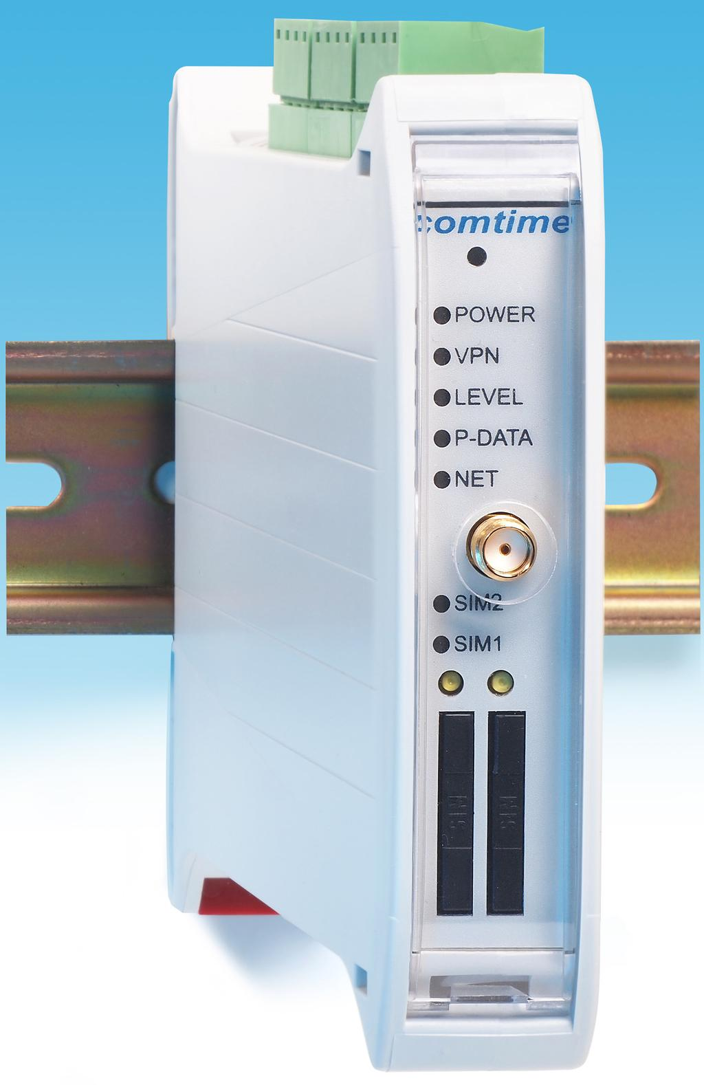Quick-Installation-Guide CT-ROUTER HSPA comtime GmbH Gutenbergring 22 22848
