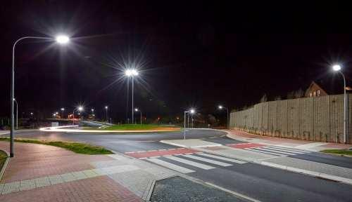 luminaires for northern road bypass