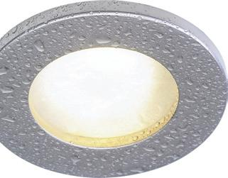 silbergrau 111128 24,90 FGL Out IP65 Glas satiniert weiß 111001 19,90 G5,3