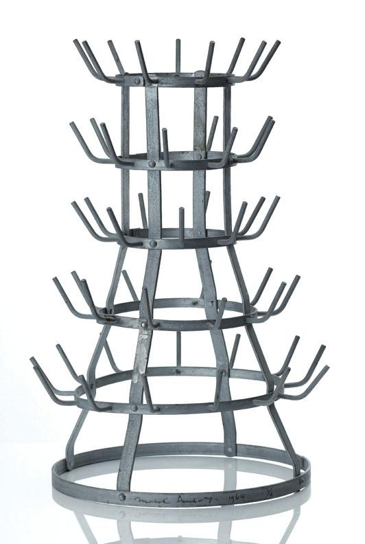 On the subject of the ready made pdf - Marcel duchamp porte bouteille ...