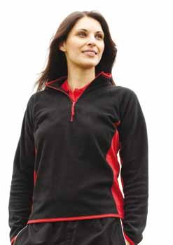 Mikrofleece Royal Blue Seal Grey FH561 LV561 100 % Polyester 200 g/m² / Ladies Lightweight Microfleece Top /Royal