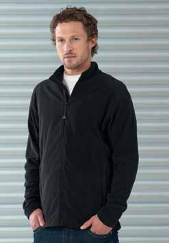 S800 ST5000 260 g/m² Fleece Jacket Stedman Z880 R-880M-0 XS, 190 g/m² Microfleece Full-Zip Jerzees Colours Z883F R-883F-0 XS, S, M, L, XL 190 g/m² Ladies Microfleece Full-Zip Jerzees Colours Opal