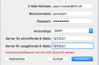 Apple Mail (ab 10.