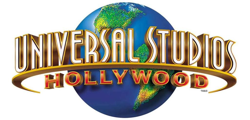 Places to go to: Universal Studios Hollywood in Los Angeles is the biggest film studio and theme park in the world.