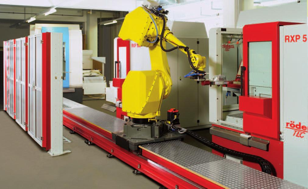 RLE-750 for 2 robots