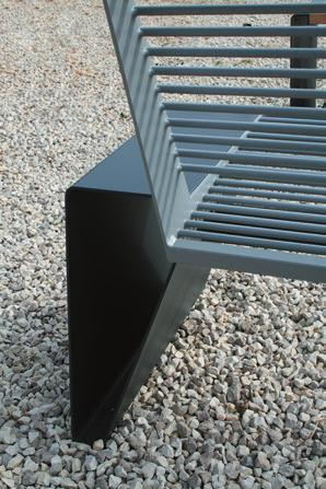wwwmmcitecom = = T = T ESI SET Radium p LR LRr LRt ark bench with backrest Banc de parc