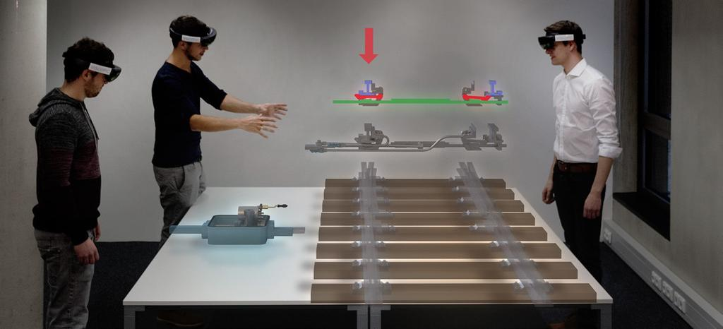 Training Viscopic entwickelt Mixed Reality Trainingsapplikationen.