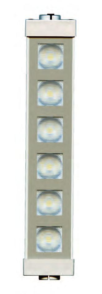 LED Linear linear lighting solutions 22/07/2013 XOOLUX RGB L IP54 12,2 Watt/meter 199 lumen/meter (lm/m)!