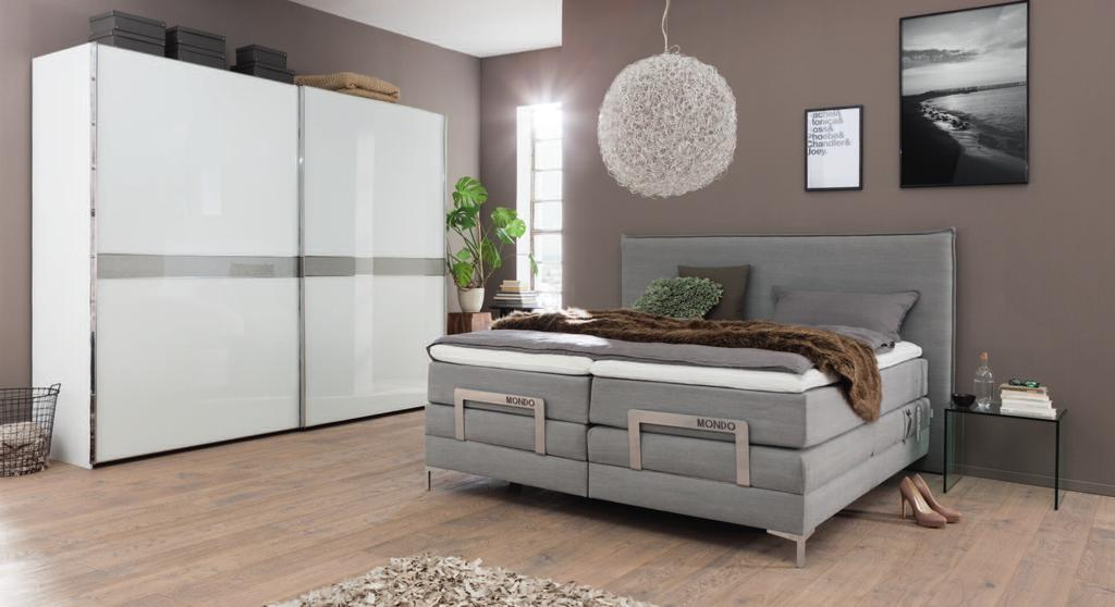 boxspringbett mondo silence 100 airboxx elektro in stoff original 9402 kopfteil p1 box mit. Black Bedroom Furniture Sets. Home Design Ideas