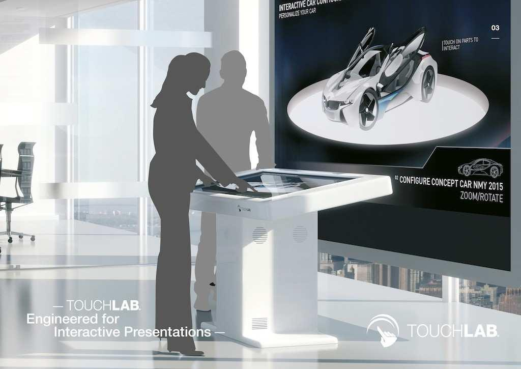 Multi-TouchTable touchlab
