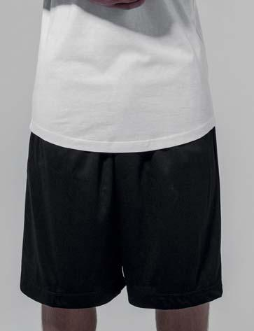 Zwei SeitentaschenB/&C Herren Sweat Shorts Splash
