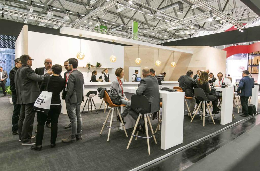 Amerikanischer Kühlschrank Real : News aktuelles real and virtual office spaces orgatec is