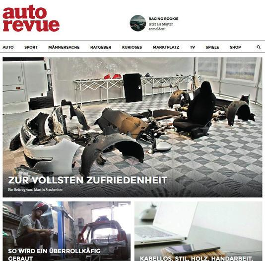 Mediadaten der Top Portale autorevue.at 976.474 Visits 2.780.