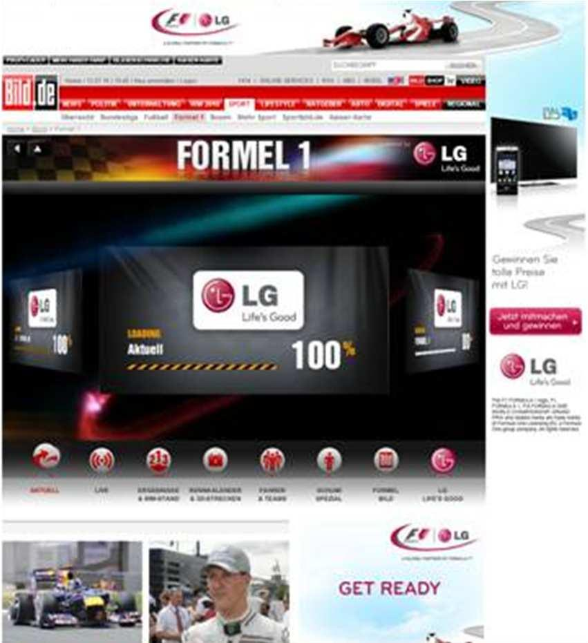 Rectangle Formel 1 Startseite