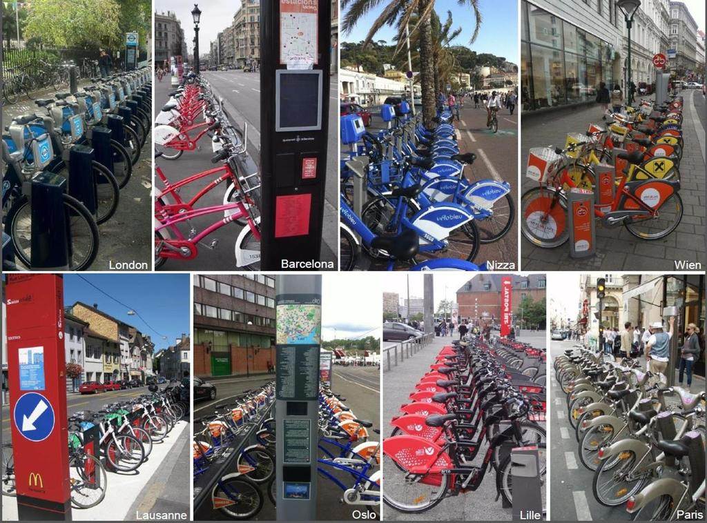 How we support biking in Bern