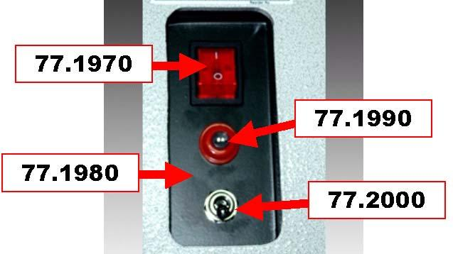 77.1970 Main switch (old version) 1